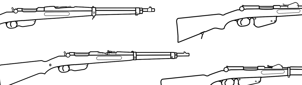 A Guide to Mannlicher's Straigh Pull Rifles : : C&Rsenal