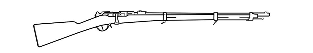Cavalry - 1874