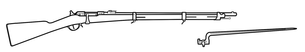 Mounted - 1866