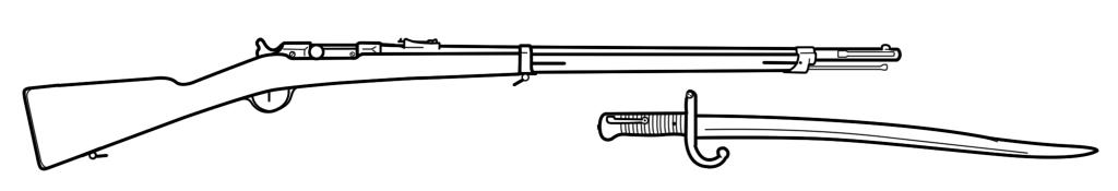 Rifle - 1866
