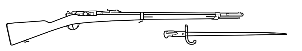 Rifle - 1866-74
