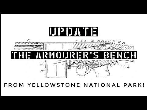 Update (from Yellowstone National Park)!