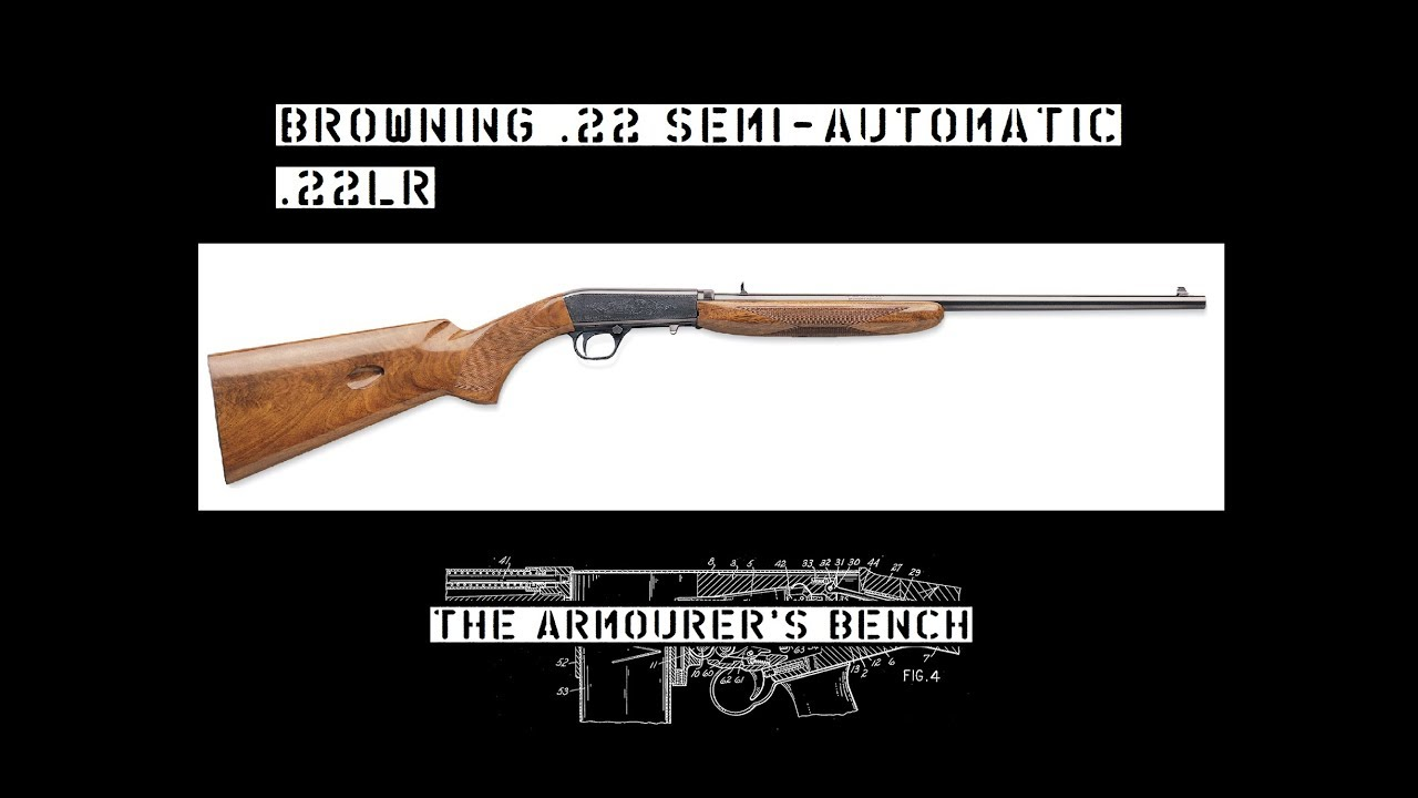 Episode 22: Browning .22 Semi-Automatic
