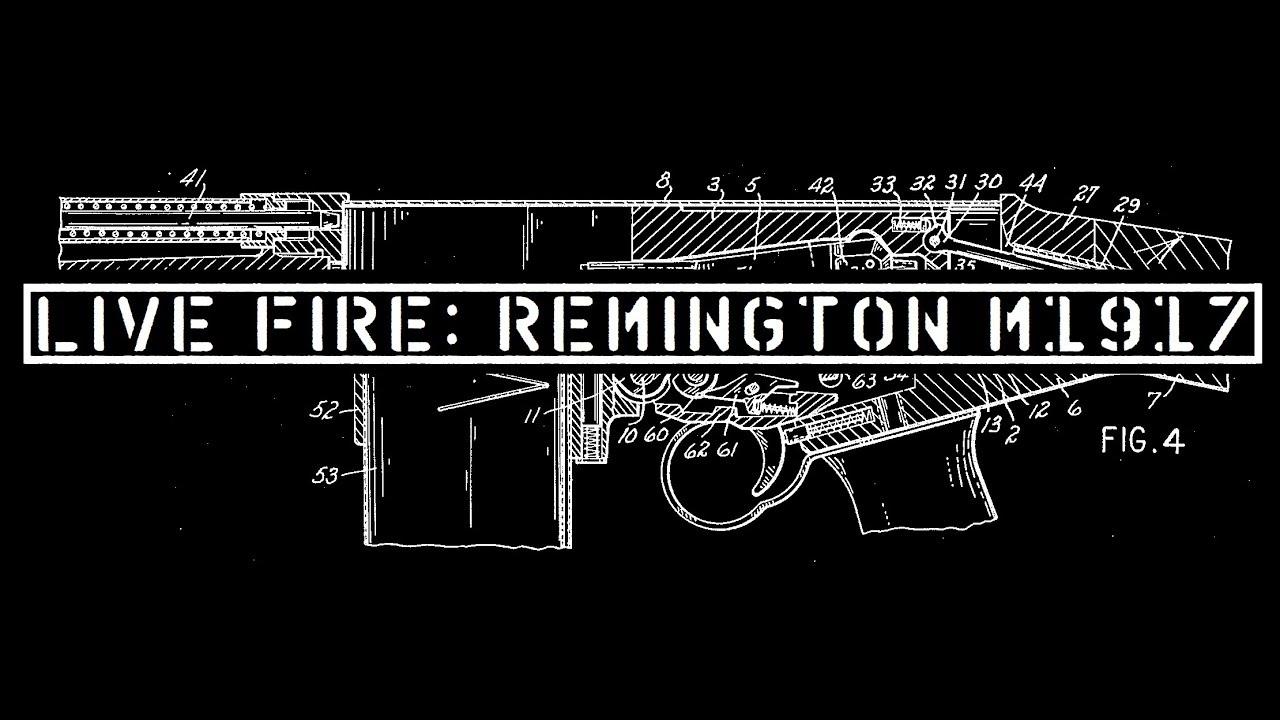 TAB Episode 49: Remington M1917 – First Range Trip