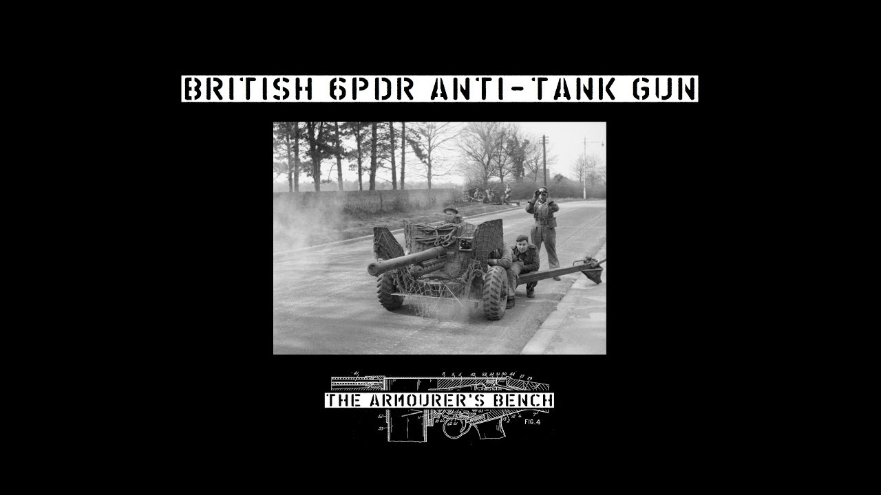 TAB Episode 48: QF 6pdr Anti-Tank Gun