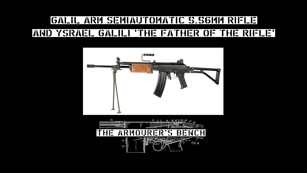 TAB Episode 46: The Galil & its Inventor Yisrael Galili