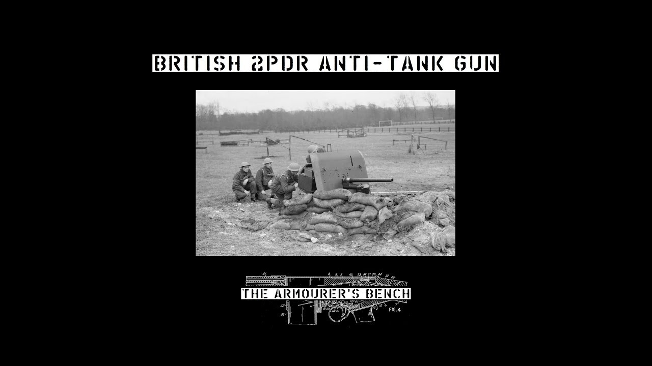 TAB Episode 43: QF 2pdr Anti-Tank Gun