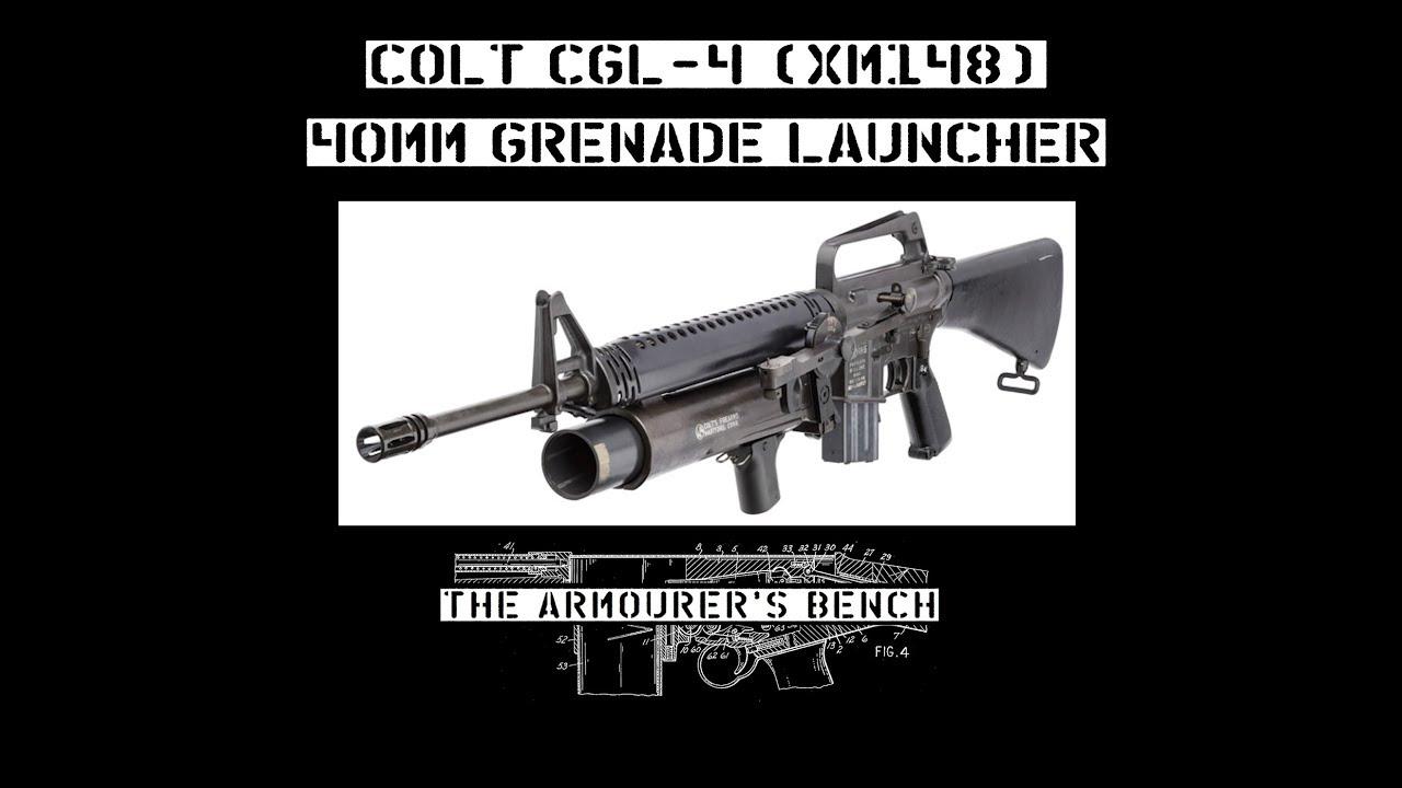 TAB Episode 41: XM148 Grenade Launcher