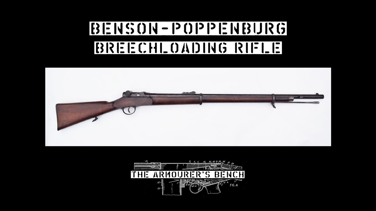 TAB Episode 39: The Benson-Poppenburg Breechloading Rifle