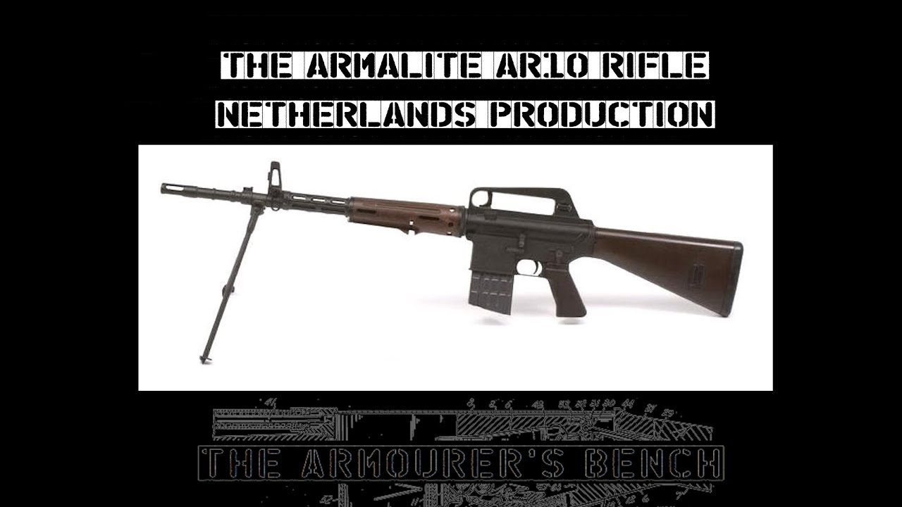 TAB Special Episode: ArmaLite AR-10 History (Pt.2) – Netherlands Production