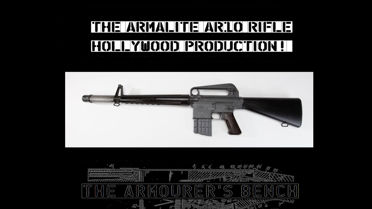 TAB Special Episode: ArmaLite AR-10 History (Pt.1)
