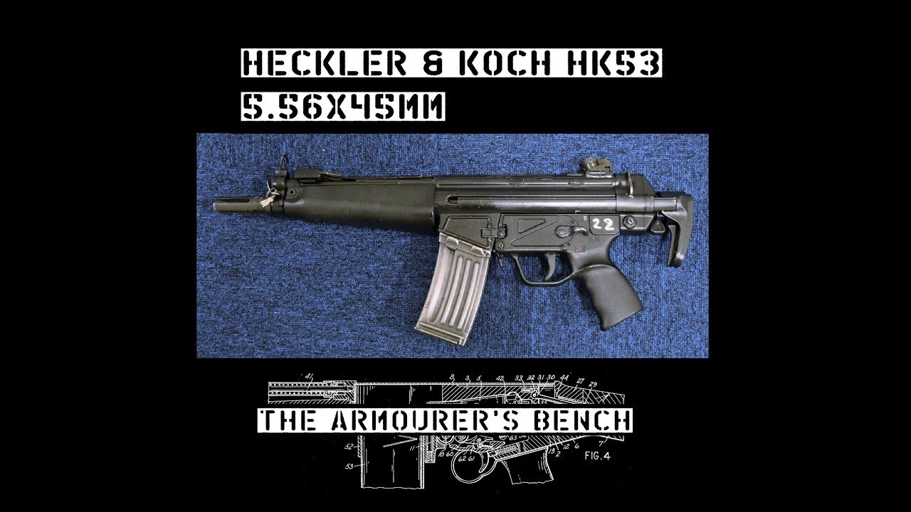 TAB Episode 10: Heckler & Koch HK53