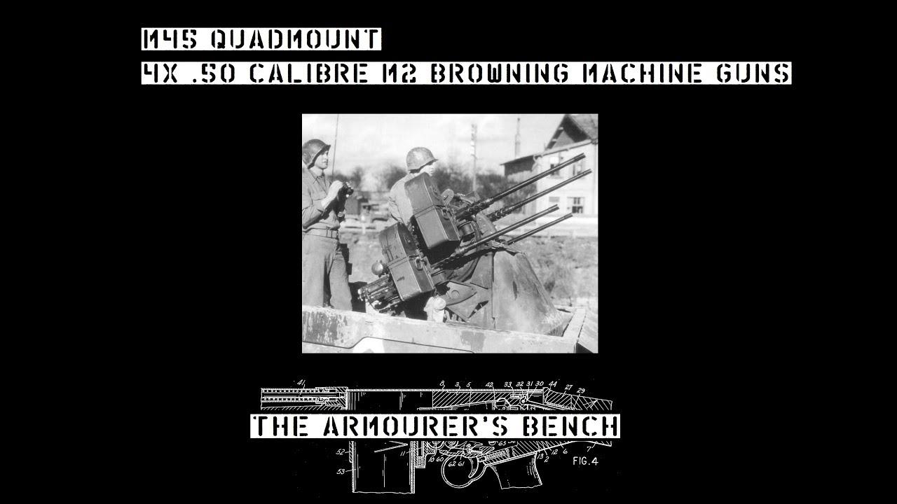 TAB Episode 7: The M45 Quadmount