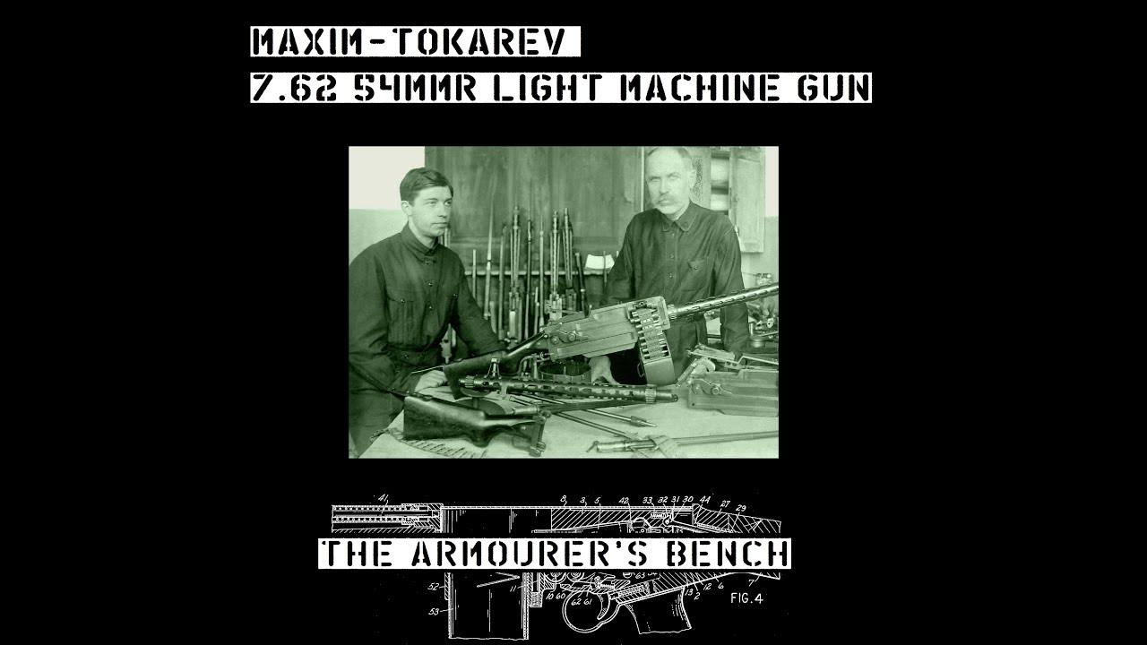 TAB Episode 5: Maxim-Tokarev Light Machine Gun