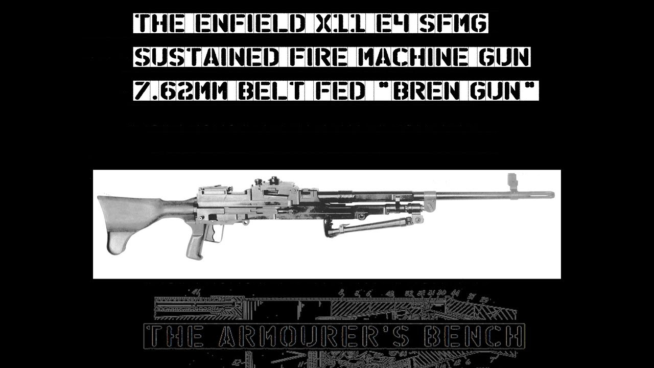 TAB Episode 4: X11E4 Belt Fed Bren Derivative