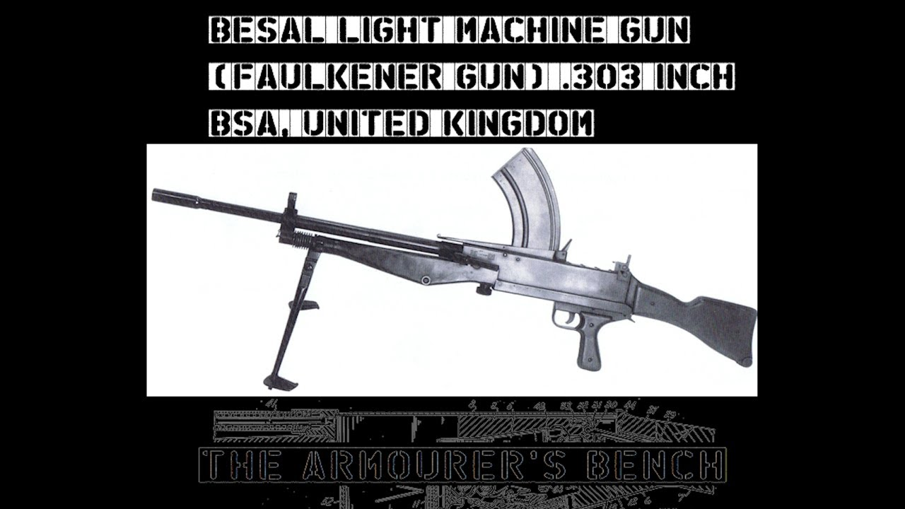 TAB Episode 2: BESAL Light Machine Gun