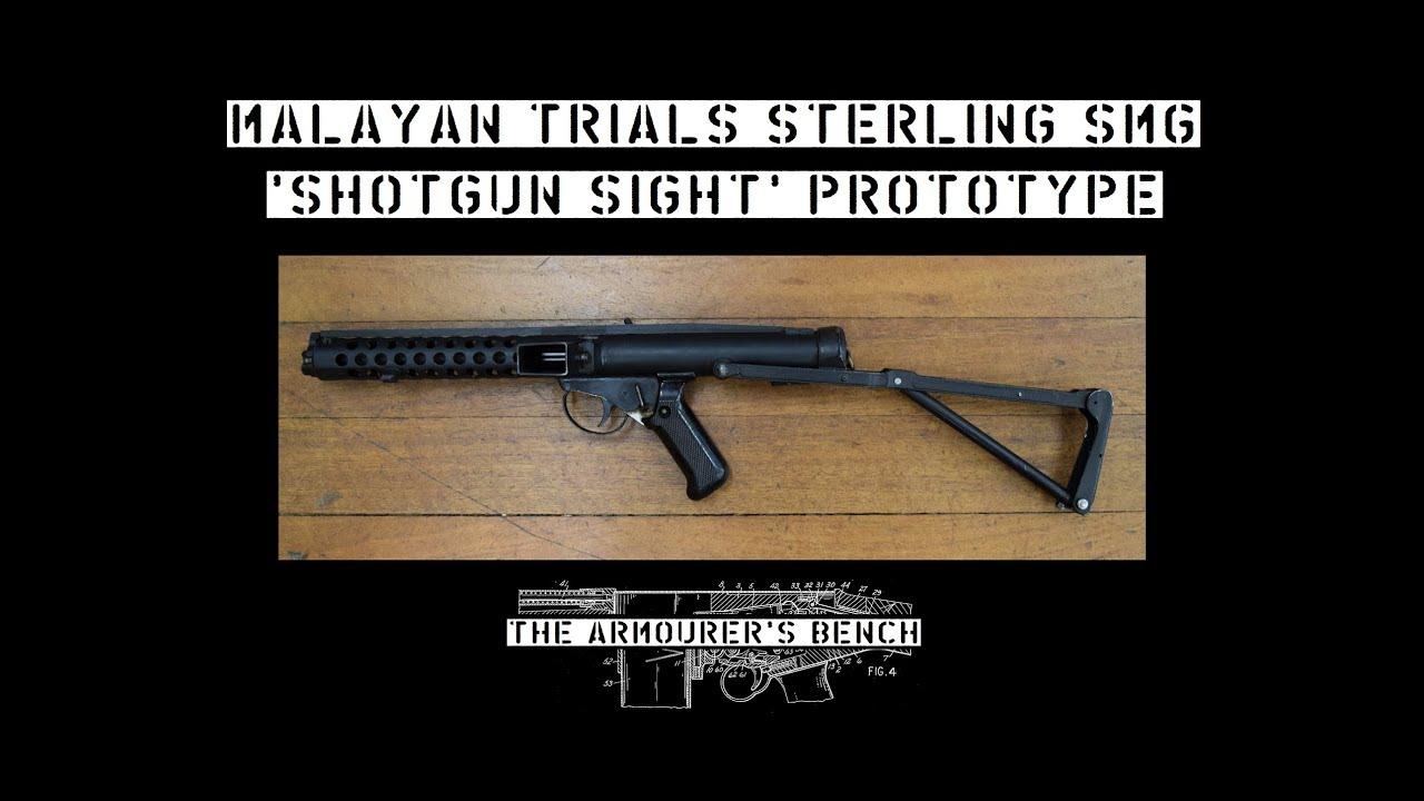 TAB Episode 35: Sterling SMG 'Shotgun Sight' Prototype