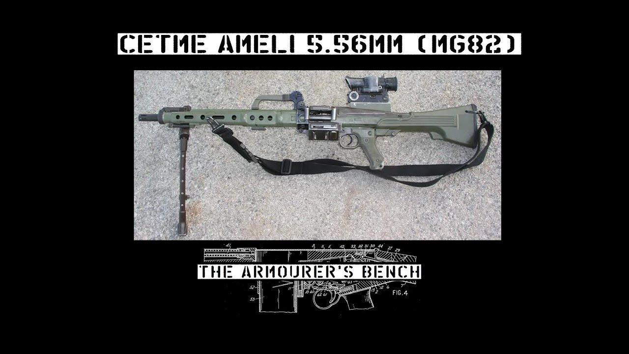 TAB Episode 34: CETME AMELI Light Machine Gun