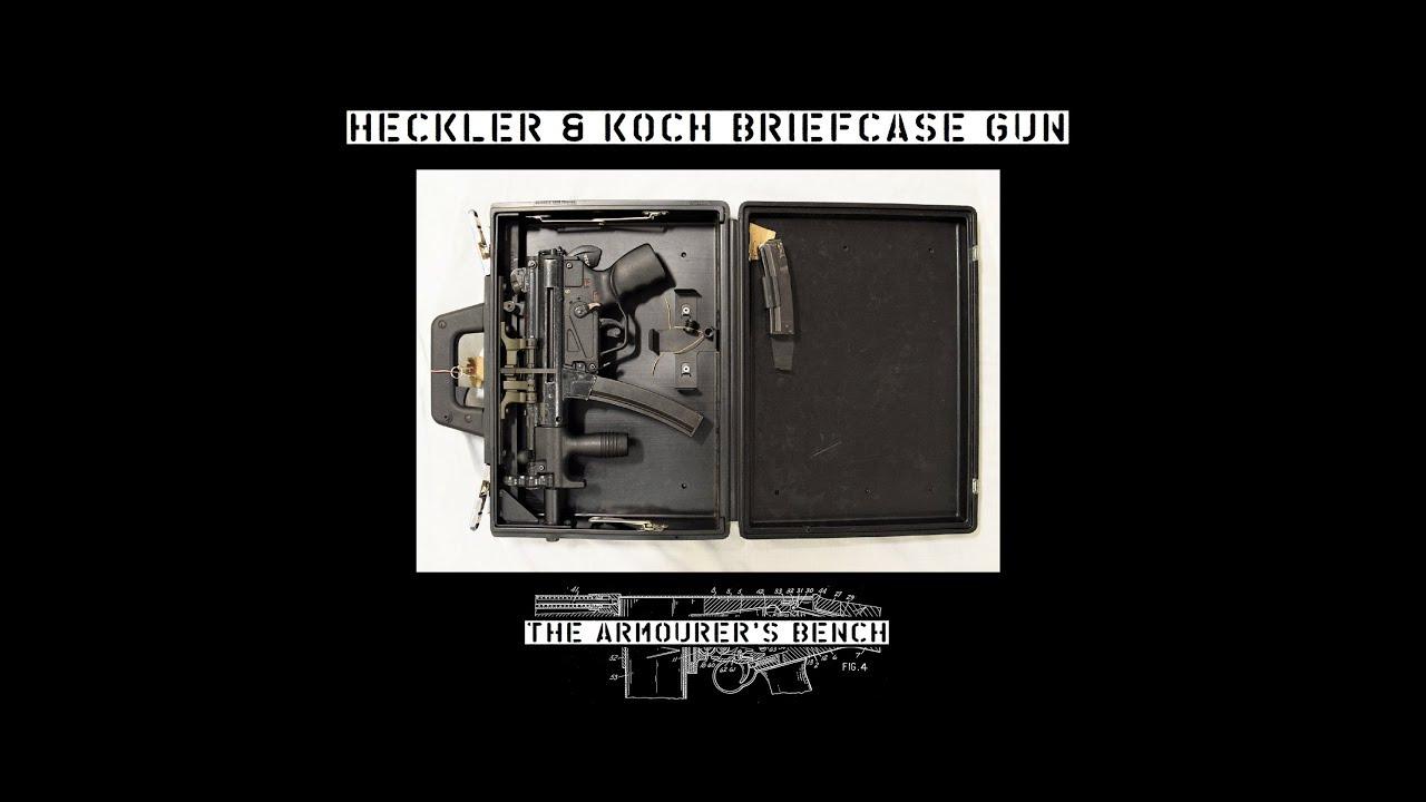 TAB Episode 32: Heckler & Koch Briefcase Gun