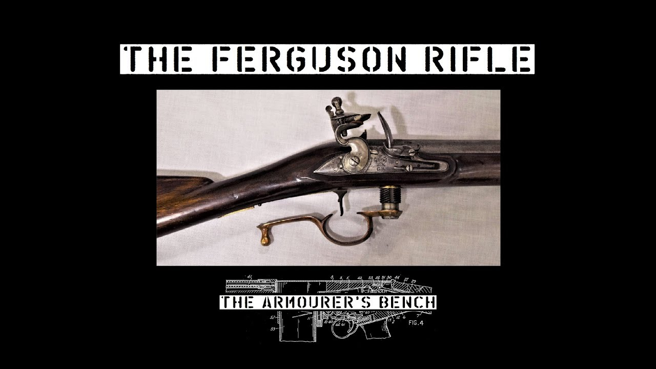 TAB Episode 31: The Ferguson Rifle