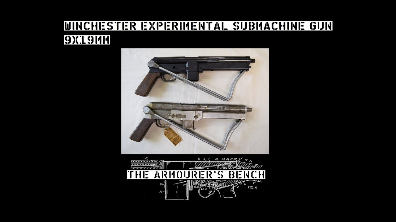 TAB Episode 29: Winchester Experimental Submachine Gun
