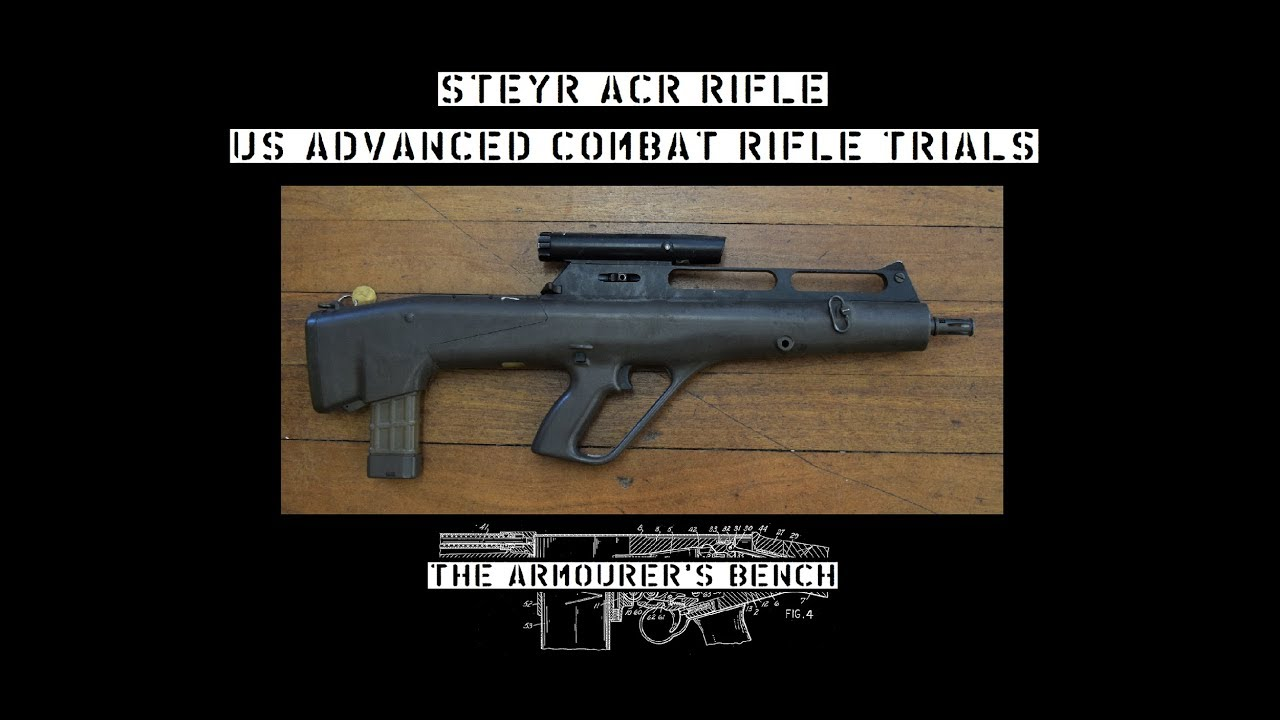 TAB Episode 16: Steyr Advanced Combat Rifle