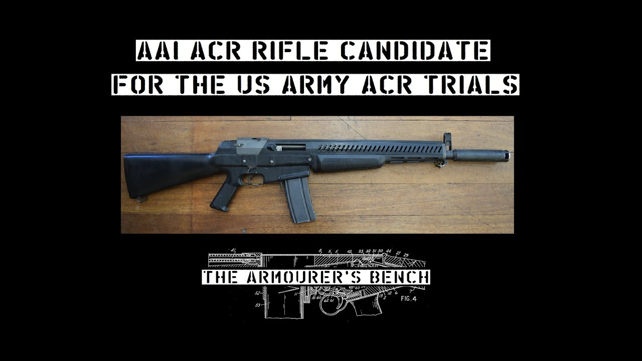 TAB Episode 15: AAI Advanced Combat Rifle