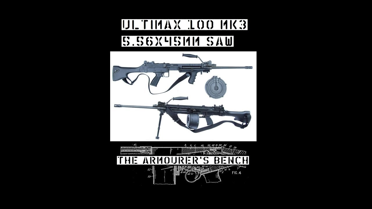 TAB Episode 13: ULTIMAX 100 Mk3