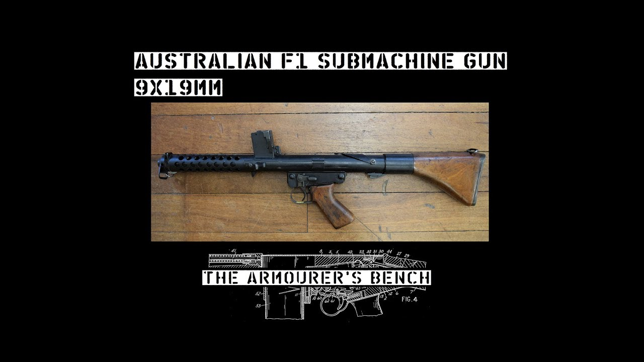 TAB Episode 12: Australian F1 Submachine Gun