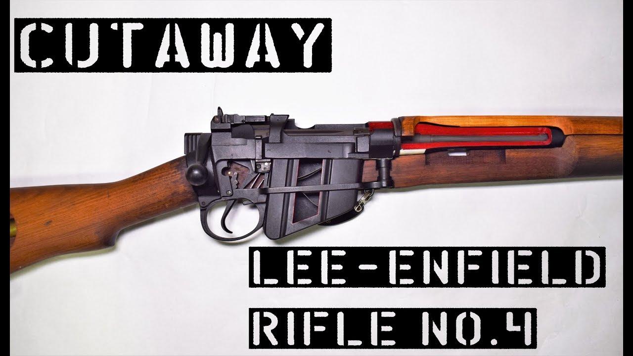 TAB Short: Rifle No.4 Cutaway