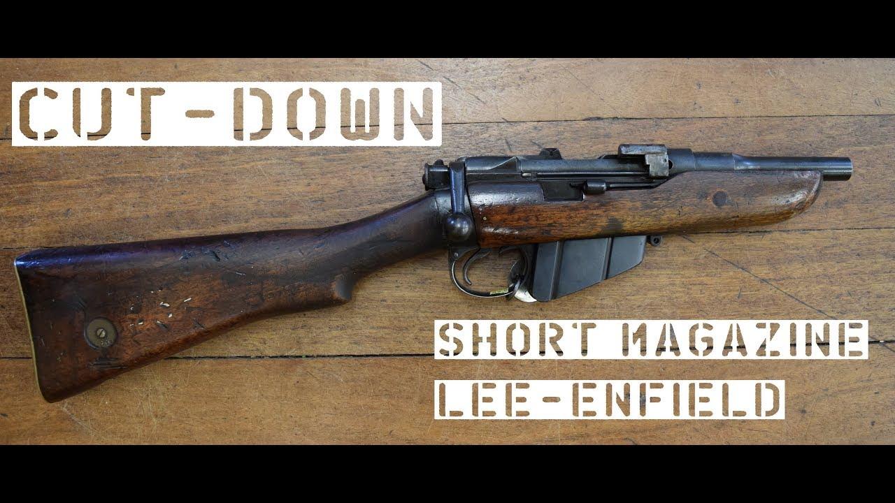 TAB Episode 51: Cut-Down SMLE – WW1 Tunneler's Gun?