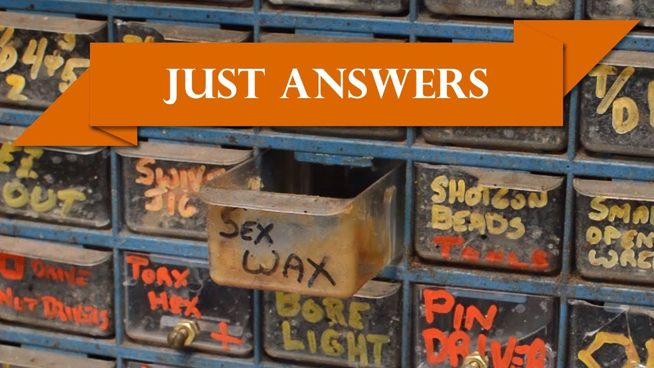 Anvil 053: Just Answers