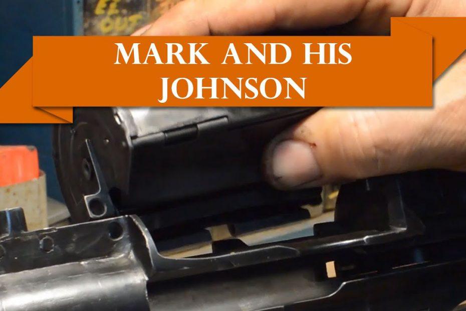 Anvil 058: Mark Revitalizes a Customer's Johnson