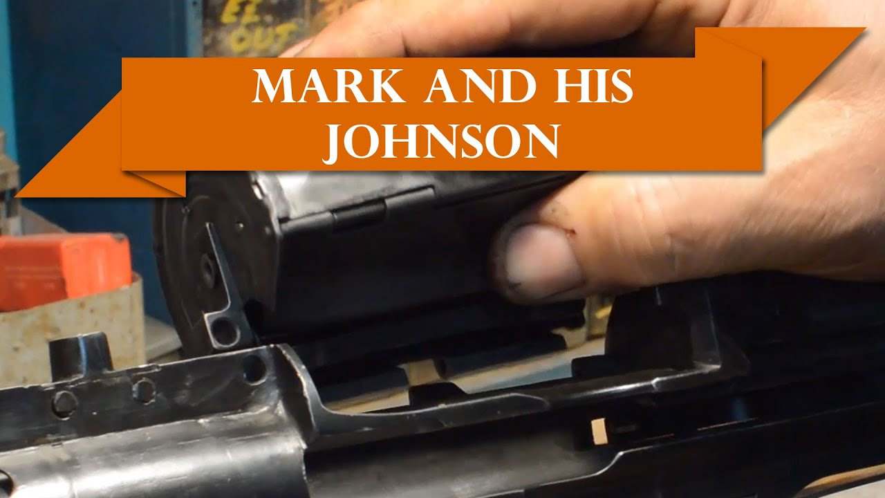 Anvil 058: Mark Revitalizes a Customer's Johnson