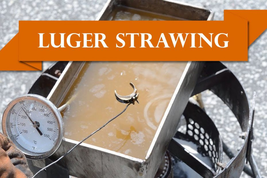 Anvil 060: Luger Strawing