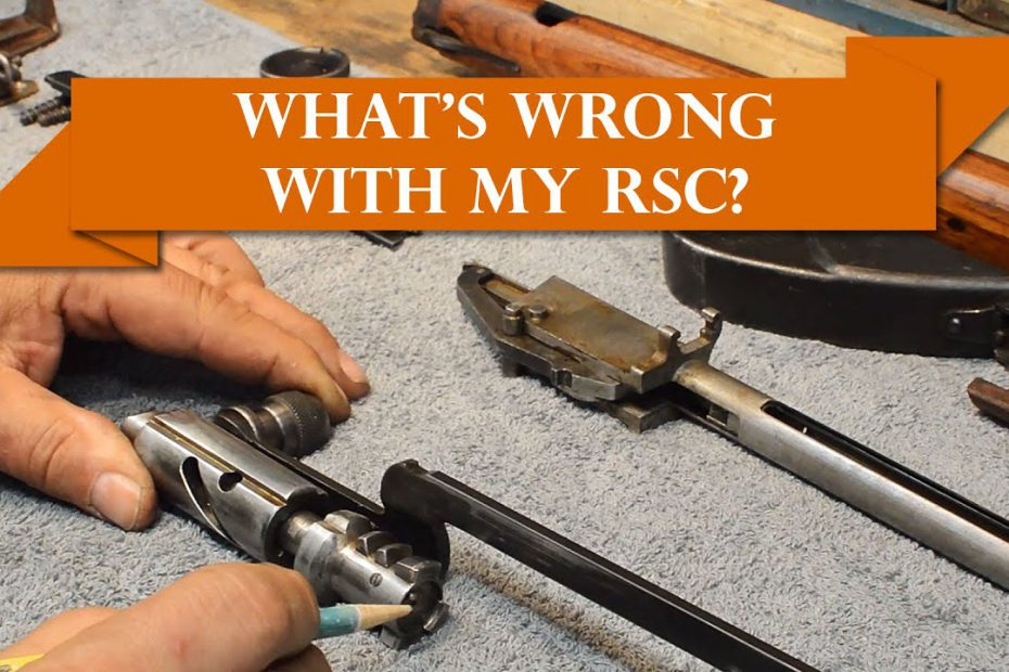 Anvil 062: Restoring the RSC 1917