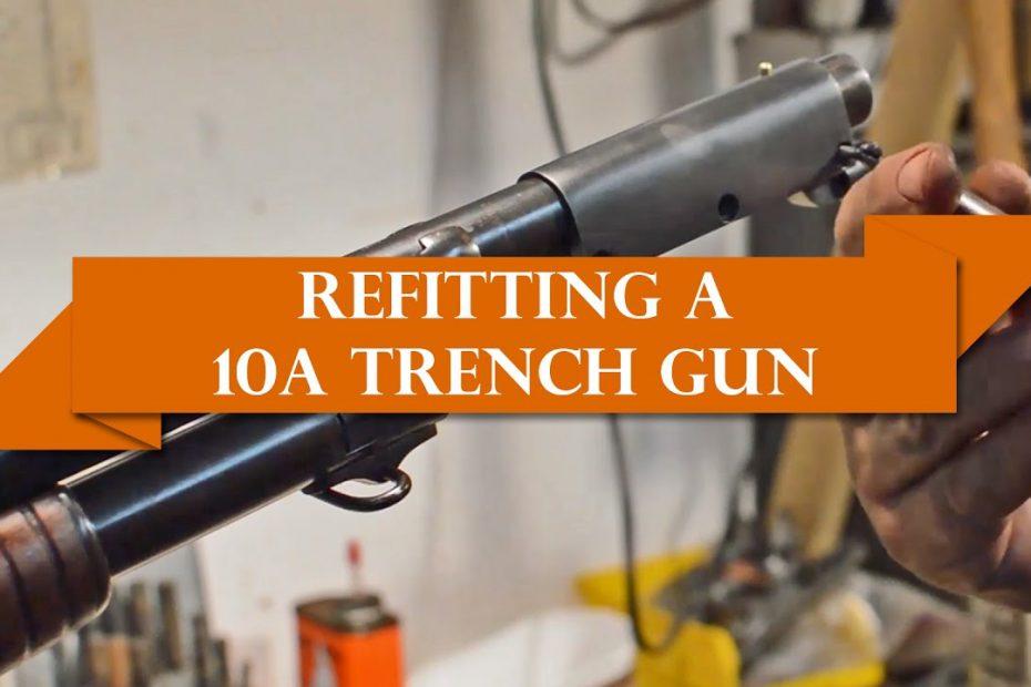 Anvil 005: Remington 10A Refit