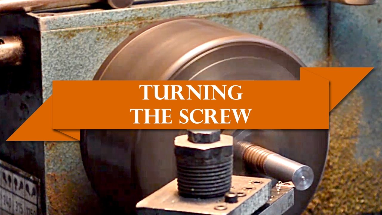 Anvil 002: Turning the Screw