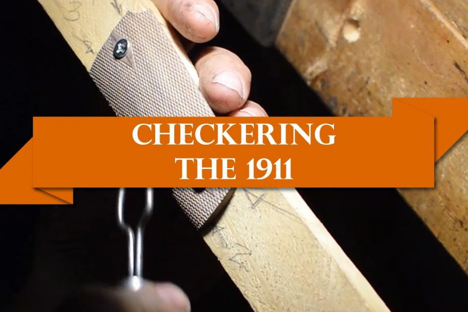 Anvil 031: Mark checkers a 1911