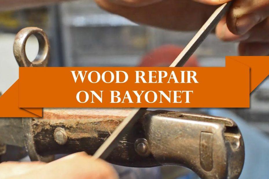 Anvil 032: Replacing lost wood