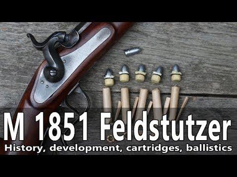 Shooting the Swiss Model 1851 Feldstutzer rifle