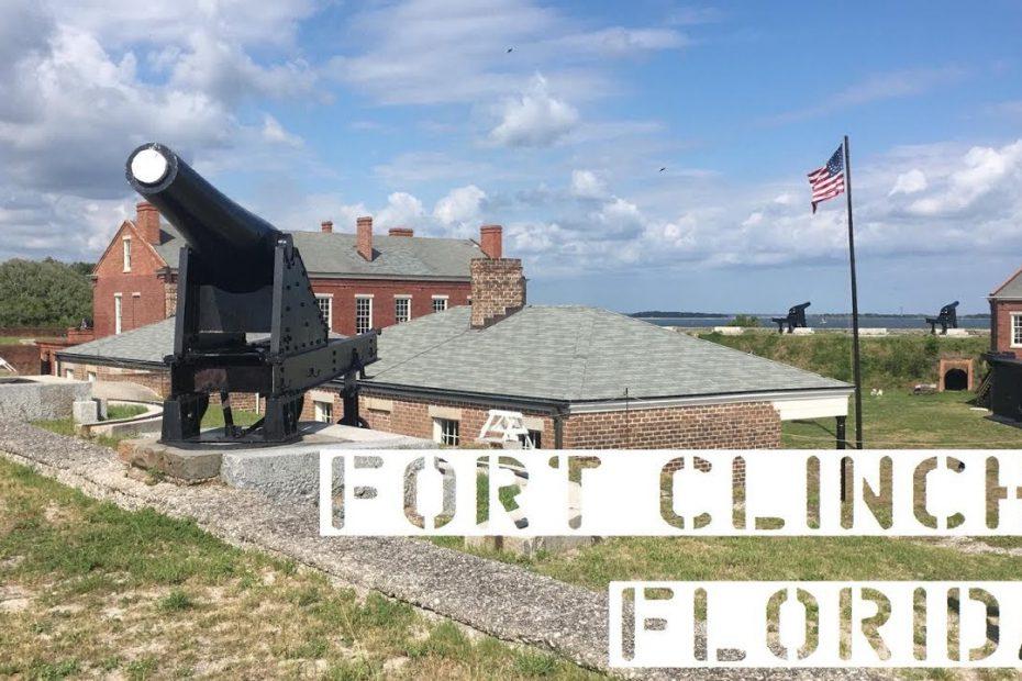 TAB Short: Fort Clinch