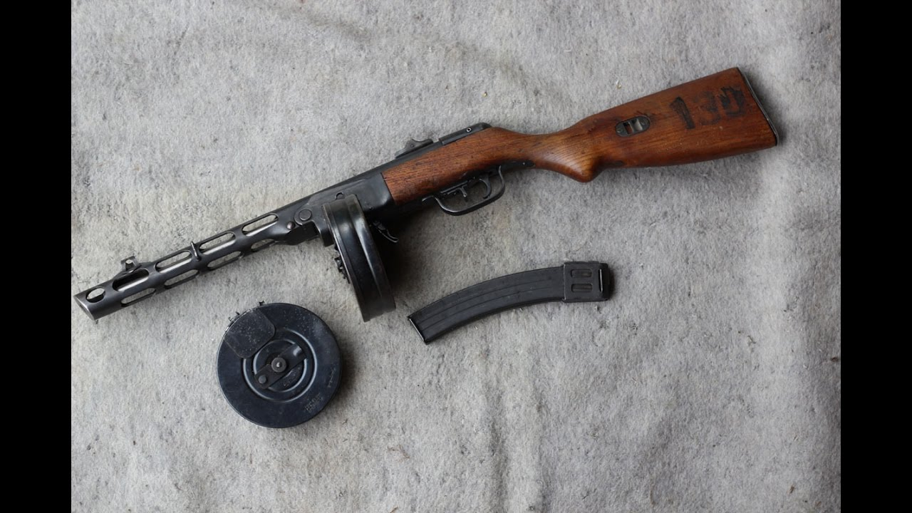 The PPSh-41 – Coming soon: guns of the 1956 Hungarian revolution