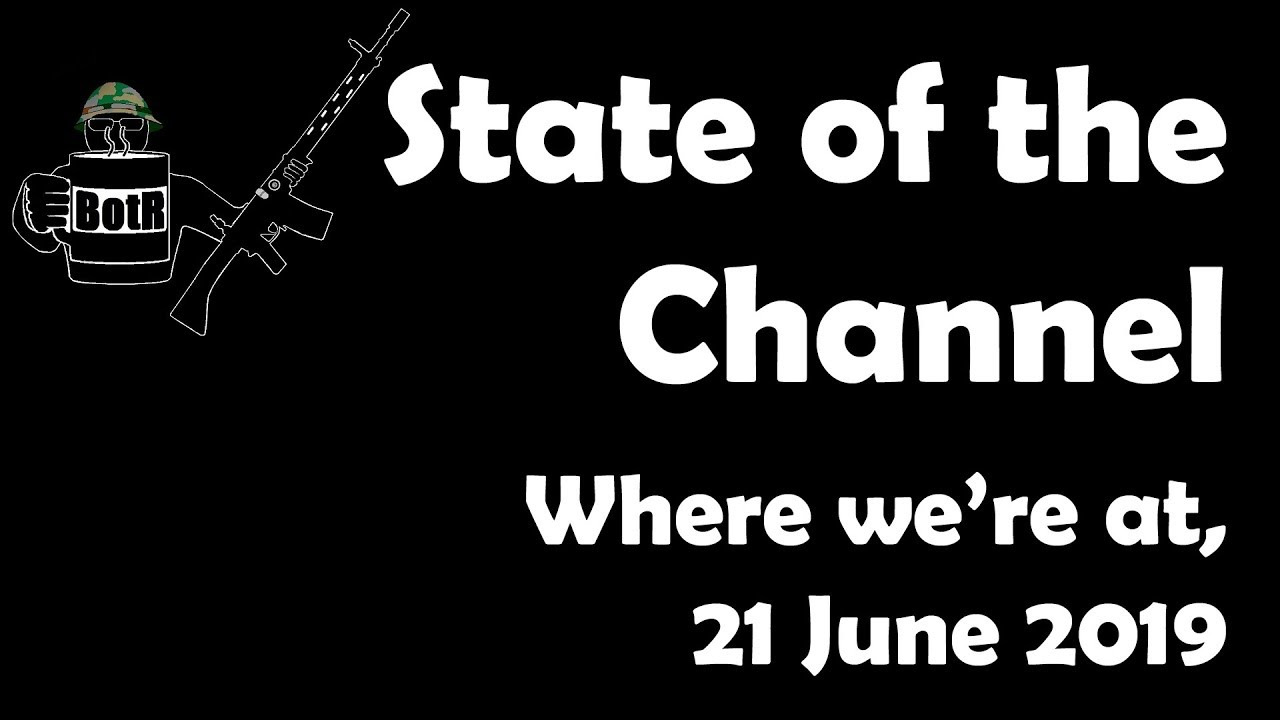 State of the Channel, 21 June 2019