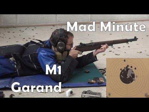 Mad Minute: M1 Garand