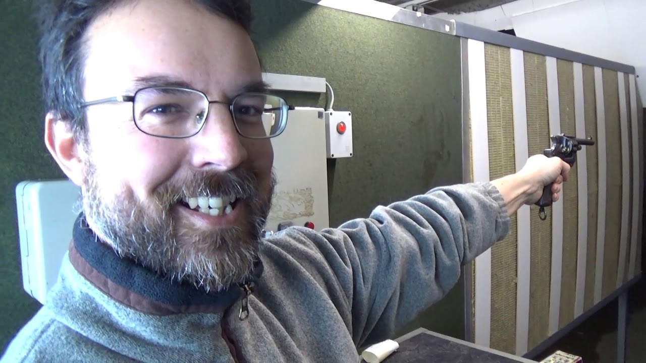 French 8mm Revolvers Comparison: Mle 92, Mle 92 Espagnol