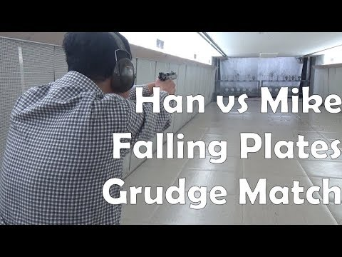 Extra Video: Mike vs Han April 2019 Falling Plates Grudge Match