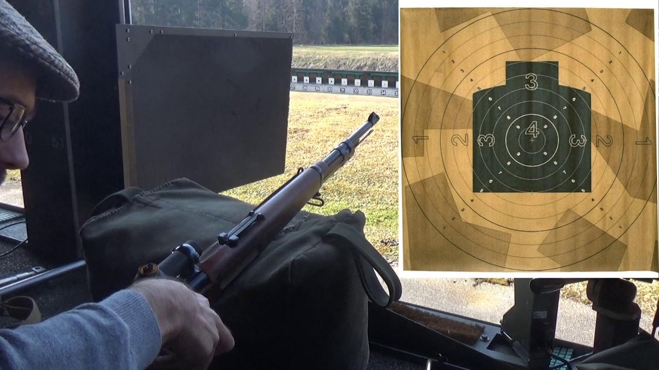 "Minty Mauser ""Fake"" Kar98k Sniper Ammo Test at 300m (almost a PUBG gun)"
