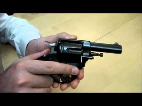 Belgian Bulldog Revolver