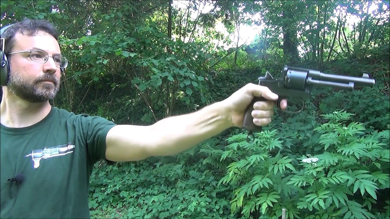 8mm Rast and Gasser revolver preview / This Week's Video